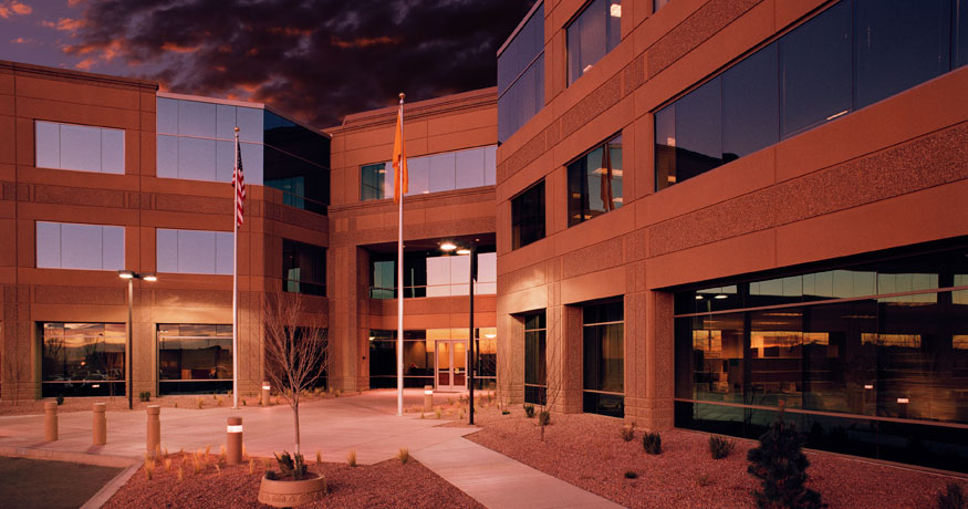 Albuquerque Building Project